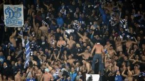 Фенове на Динамо Москва нападнаха белгийски привърженици