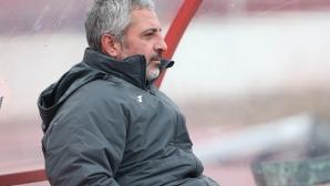 Христо Колев определи групата на Локомотив (Пд) за мача с Берое