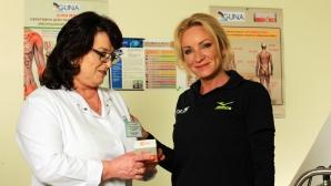 GUNA инжекционен колаген дава увереност на Гроздева за Рио 2016 (видео)