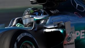 Розберг първи във втория ден от финалните тестове преди началото на сезона във Ф1