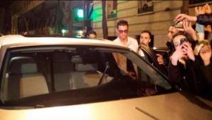 Кои играчи на Реал Мадрид напуснаха ресторанта в 4:42 часа (видео)