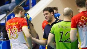Пламен Константинов и Виктор Йосифов изведоха Губерния до 6-о място в редовния сезон в Русия