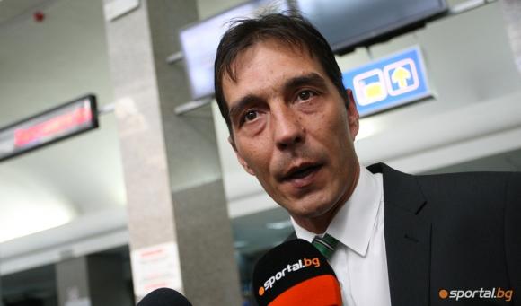 Петричев: Стига с Моци, Литекс беше за наказание