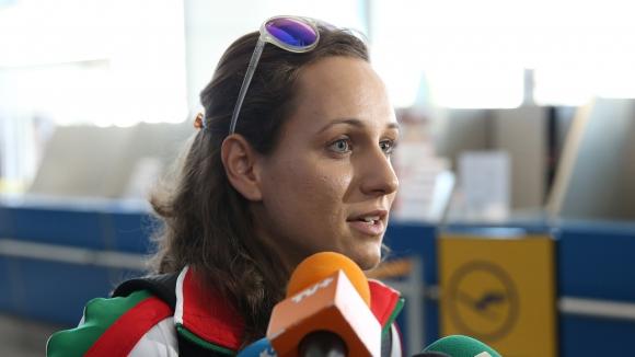 Инна Ефтимова: Надявам се на малко късмет