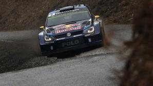 WRC иска да се завърне в Китай