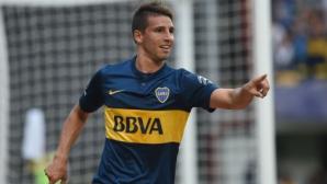Бока продължава с победите в Аржентина