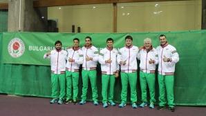 Мъжкият ни национален отбор замина за Латвия