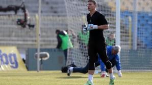 Йоргачевич продължава да тренира индивидуално