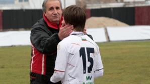 Тенчо Тенев: Отборът игра добре, имаме съвсем друг облик