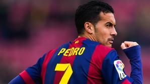Барса няма да продаде Педро за по-малко от 25 млн. евро