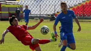 Левски на полуфинал, но без победа в Хасково (видео+галерия)