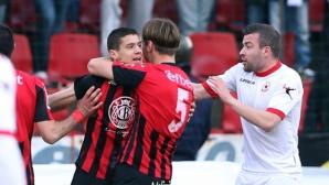 Владислав Романов: ЦСКА се бие със сърце и агресия