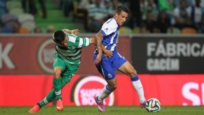 Феновете на Порто спокойни, Тейо няма да се връща в Барселона