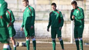 Два английски клуба и скаут на Базел ще наблюдават контролите на юношите