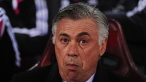 Шефовете на Реал Мадрид вече хулят Анчелоти
