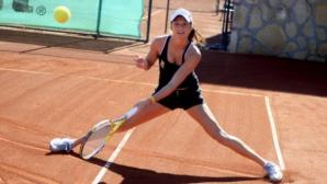 Вангелова на 1/4-финал на двойки в Турция