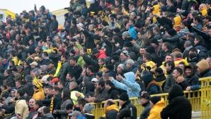 Феновете на Ботев могат да си купят билети за дербито от сряда