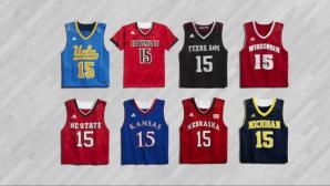 adidas представя новите екипи на колежанските си отбори по баскетбол