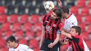 Бранеков: Показах на Стойчо, че не съм по-слаб от неговите футболисти