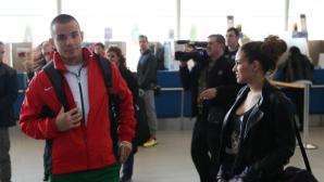 Гадже изпрати Денис Димитров за ЕП в Чехия, спринтьорът се надява на финал