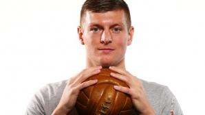 Интервюто с Кроос: В живота има по-важни неща от футбола