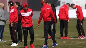 ЦСКА: ФИФА и БФС ни консултират - ще платим за скандалния Гонсалвеш