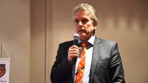 Новоизбран президент издържа само час на поста в Норвегия