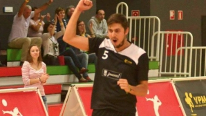 Благовест Петров в отбора на кръга в Испания