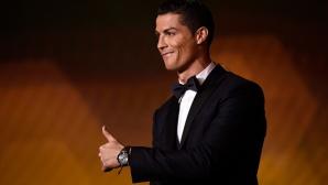 Кристиано за втора поредна година е най-богатият футболист в света