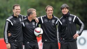 Решено: Льов ще води Германия до Мондиал 2018