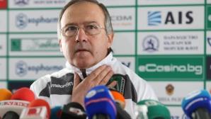 Марселиньо под въпрос за Левски, Чворович с тежка контузия