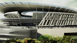 Забавяне около новия стадион на Рома