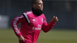 Реал Мадрид иска да удължи договора на Пепе