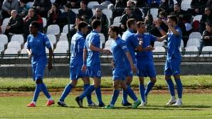 Батков зарадва футболистите на Левски преди дербито с Лудогорец