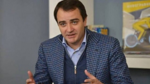 Депутат беше избран за президент на украинската футболна федерация