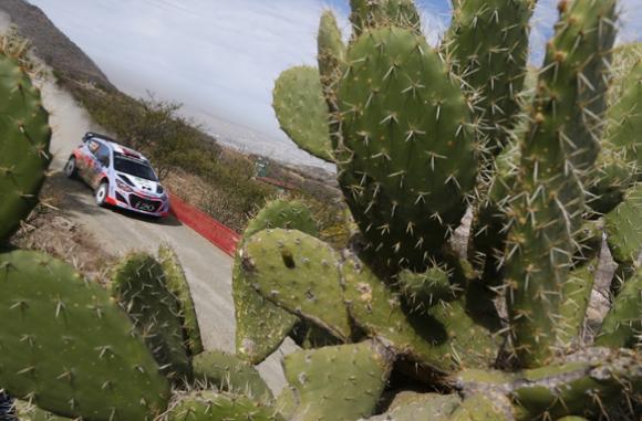 Рали Мексико става още по-трудно за пилотите през 2016-та