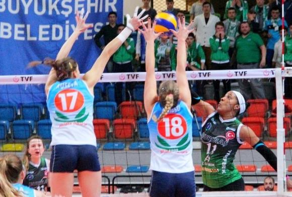 Загуби за Христина Русева и Габи Коева в Турция през уикенда