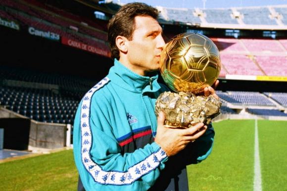 """Стоичков носи """"Златната топка"""" на """"Армията"""" на 31 март"""