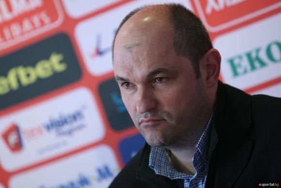 Шефът на ЦСКА с интересно признание: Искам да съм директор в клуб като Лудогорец