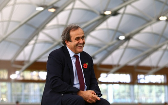 Платини идва в България за Евро 2015