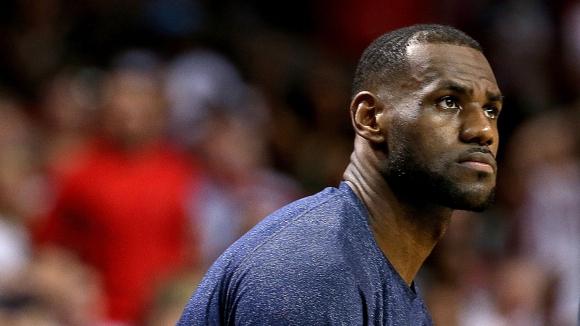 Леброн Джеймс остава най-доброто рекламно лице в НБА