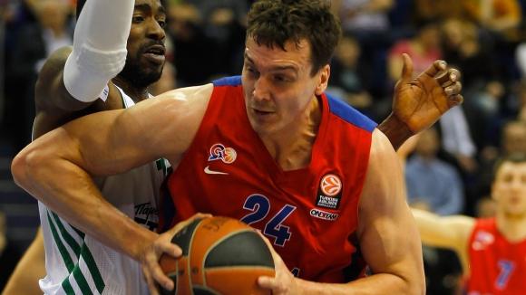 Руски национал сменя Евролигата с НБА
