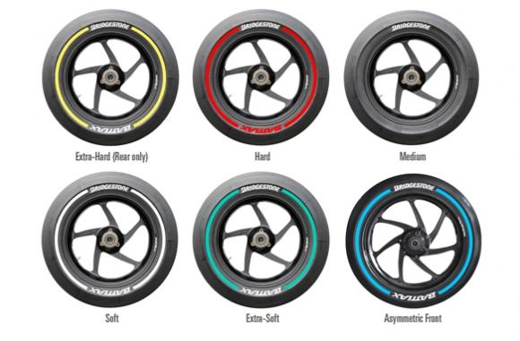 Бриджстоун представиха гумите за MotoGP 2015
