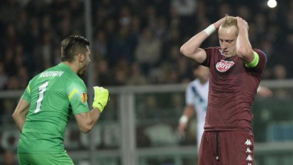 Торино уплаши Зенит, но твърде късно (видео)