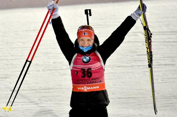 Макарайнен спечели спринта в Ханти-Мансийск и съкрати аванса на Домрачова на 9 точки