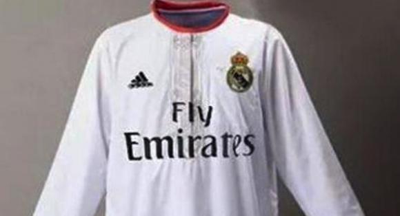 Зевзеците говорят: Реал Мадрид със специални фланелки за Ел Класико (снимка)