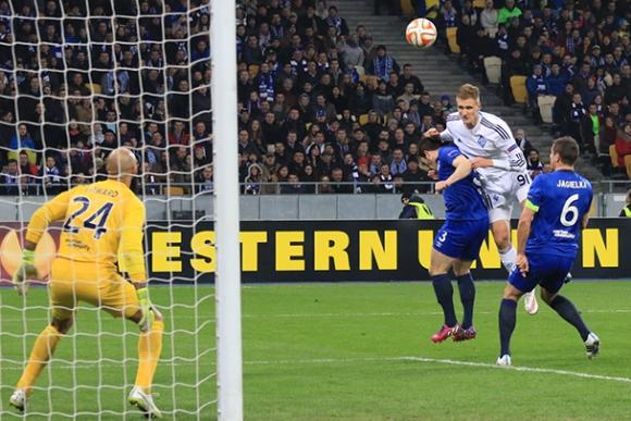 УЕФА започна разследване срещу Динамо (Киев) заради феновете му