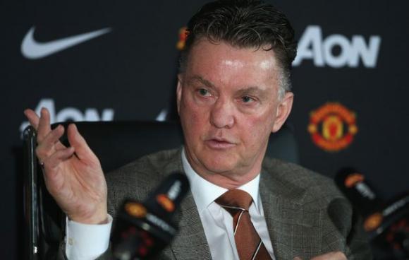 Ван Гаал: Юнайтед трябва да спечели срещу Ливърпул