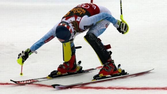 Шифрин спечели последния алпийски слалом за сезона, Мазе мина пред Фенингер