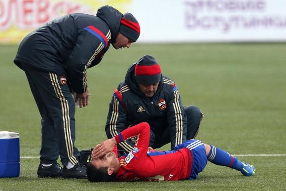 ЦСКА (М) вкара 4 гола на отбор дебютанти, Миланов се контузи (видео)